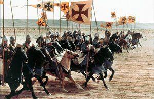 Templars in to battle!