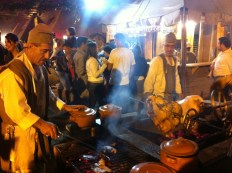 Medieval cooking