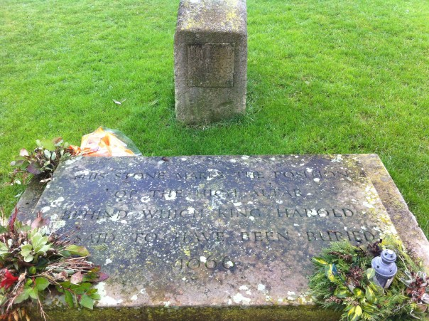 Grave of Harold