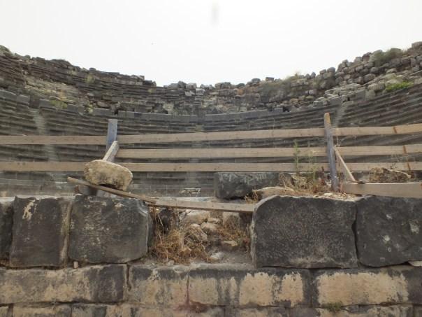 Um Qais amphitheatre