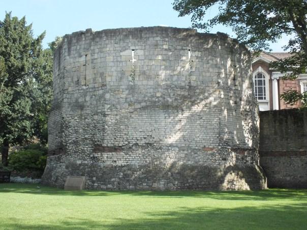 Multangular Tower