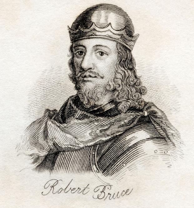 Did The Templars Fight At The Battle Of Bannockburn The border=