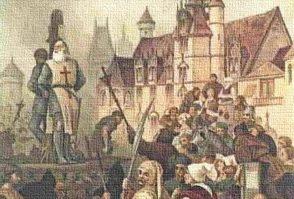 Ten accusations made against the Knights Templar - The