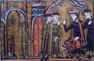 Baldwin and Hugh de Payens