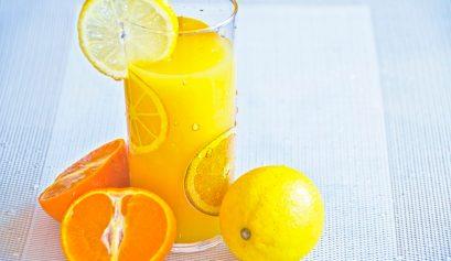 vitamin C & multivitamin
