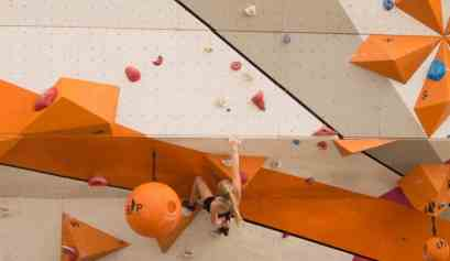 about bouldering