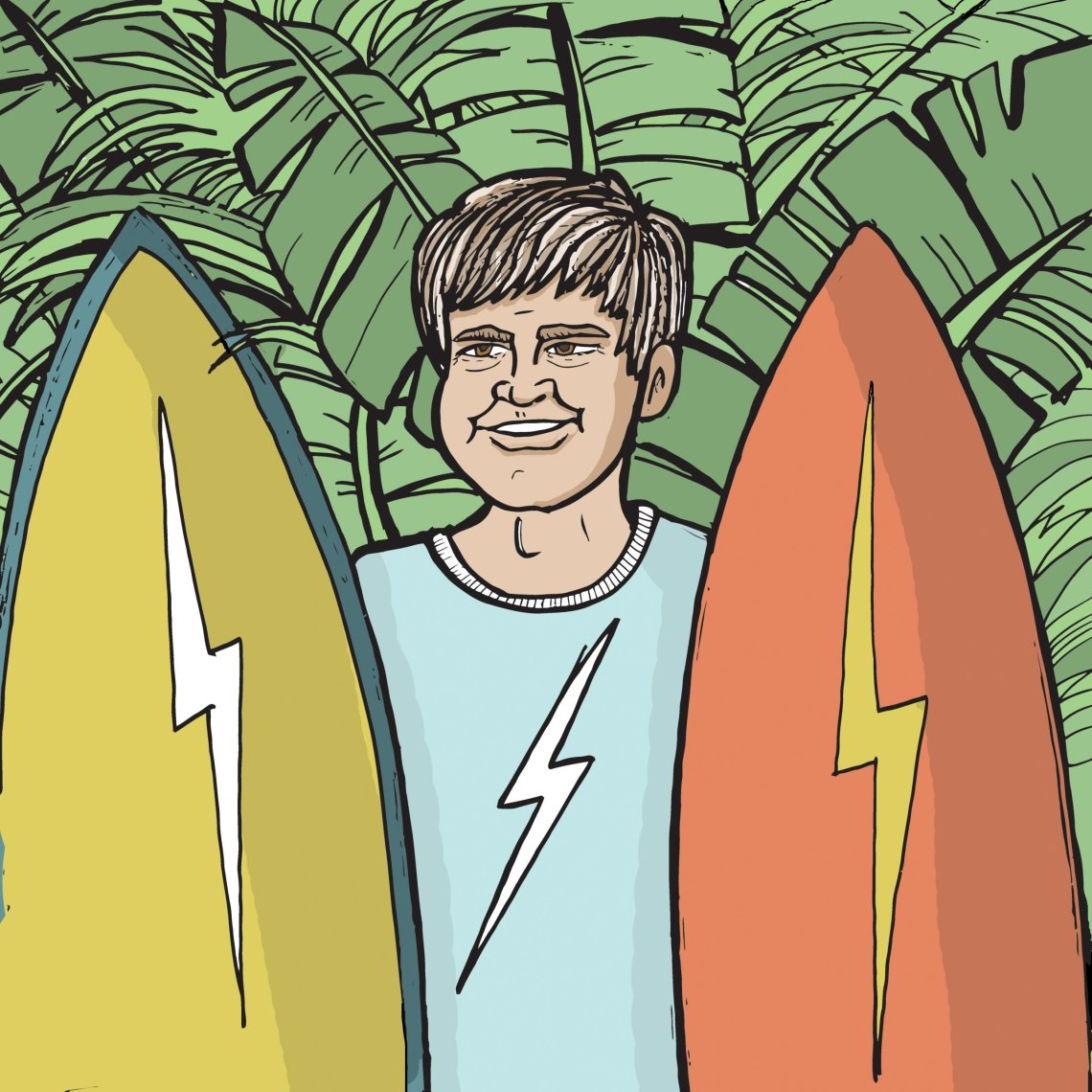 Craig Hollingsworth Lightning Bolt