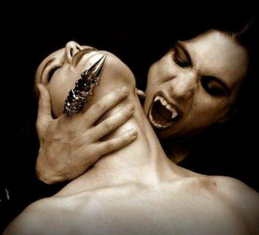 Bitten by a vampire 2
