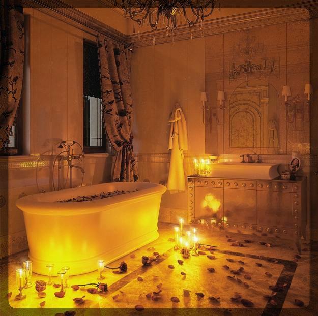 Sensual Erotic Bath