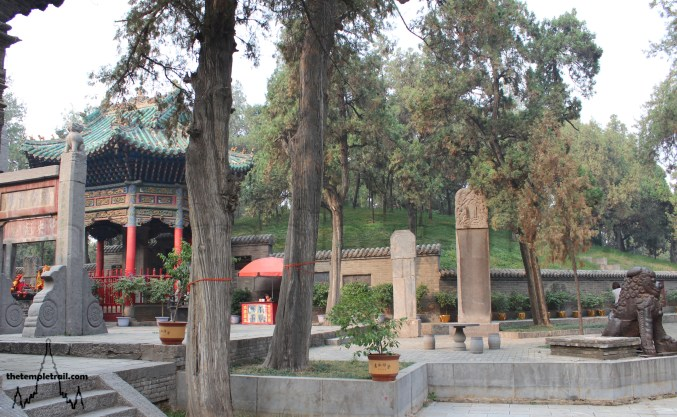 Guanlin Temple Burial Mound of Guan Yu