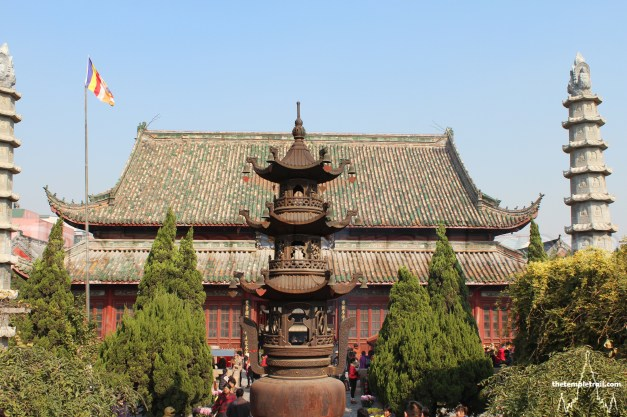 Temple of the Chief Minister Daxiong Baodian