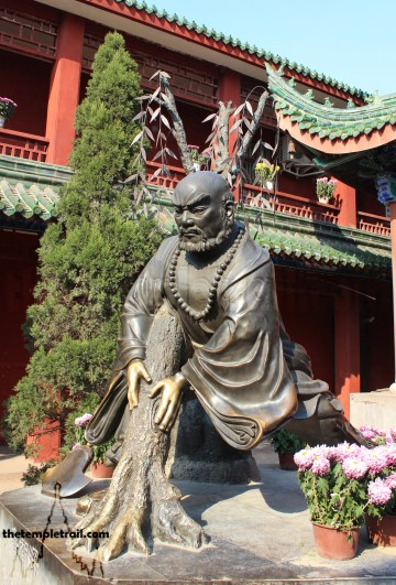 Temple of the Chief Minister Lu Zhishen