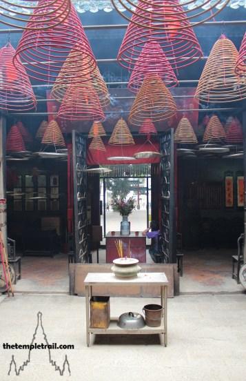 Tin Hau Temple Yau Ma Tei
