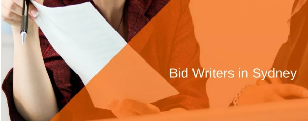 Bid Writers in Sydney