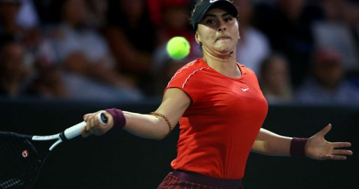 Auckland. The 152nd World No. reached the final of the tournament.