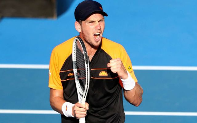 Cameron Norrie: This is a special day for me.