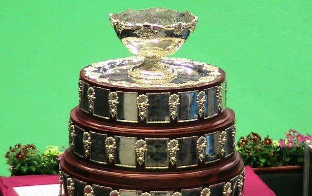 """""""Davis Cup"""" began cooperation with Louis Vuitton"""