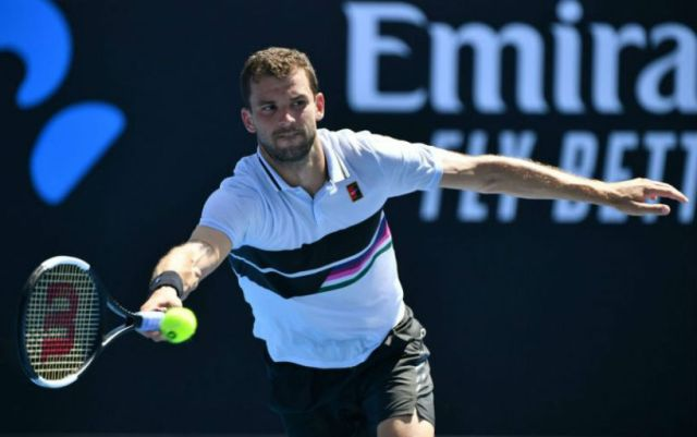 Grigor Dimitrov became the participant of the third round of the Australian Open