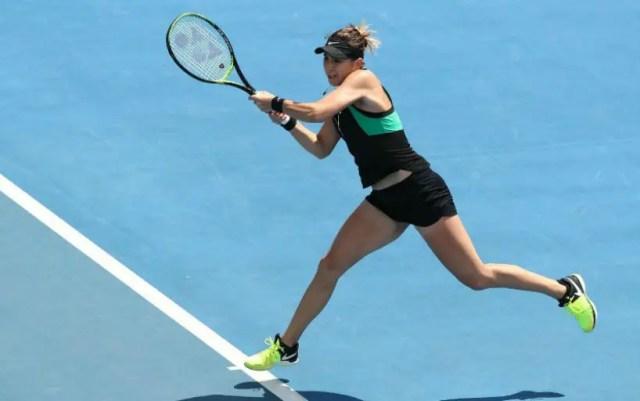 Hobart Belinda Bencic lost to Anna Schmiedlova in the semifinal