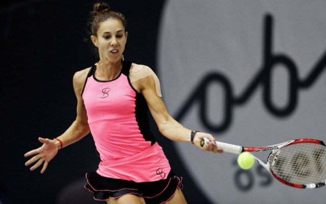 Hobart Mihaela Buzarnescu lost to Belinda Bencic