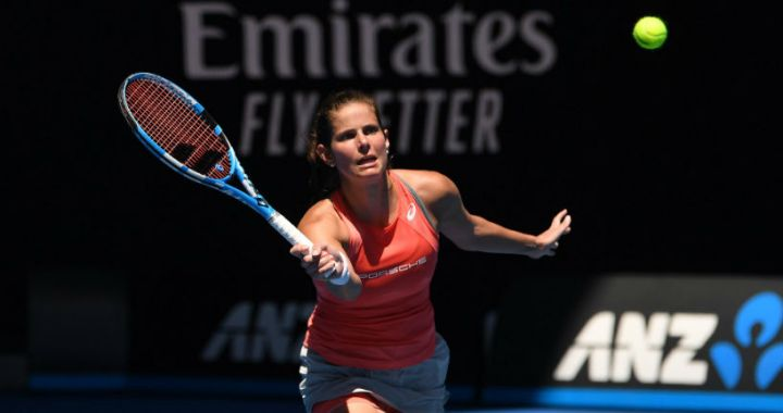 Julia Goerges successfully launched in St. Petersburg