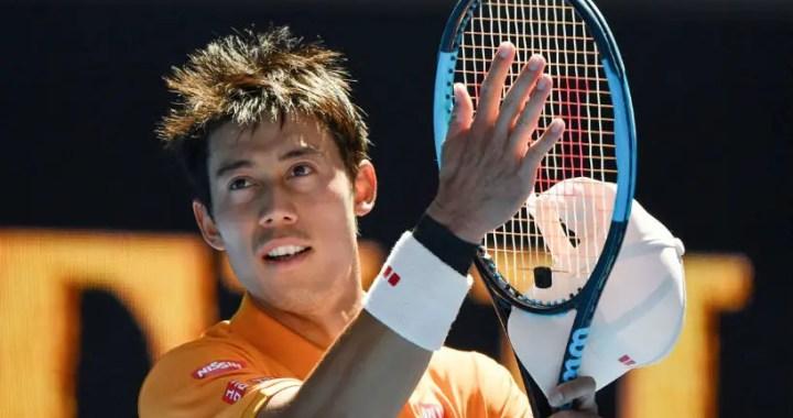 Kei Nishikori continues performance in Melbourne