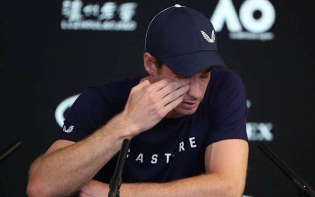Kim Clijsters: When I watched Andy's press conference, my heart broke