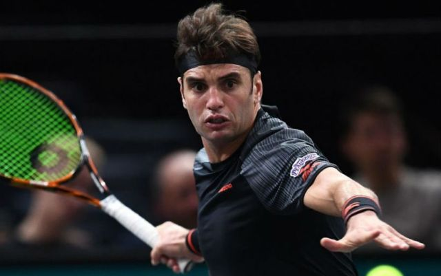 Pune Malek Jaziri will fight with Steve Darcis for reaching the 1/2 finals