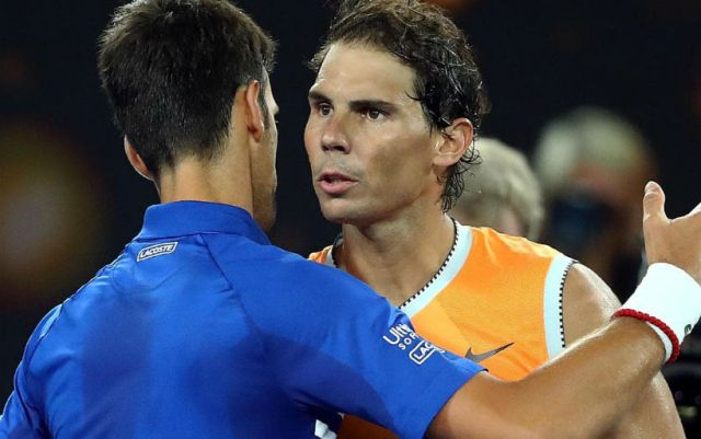 Tony Nadal: In the final, Djokovic showed just a phenomenal game