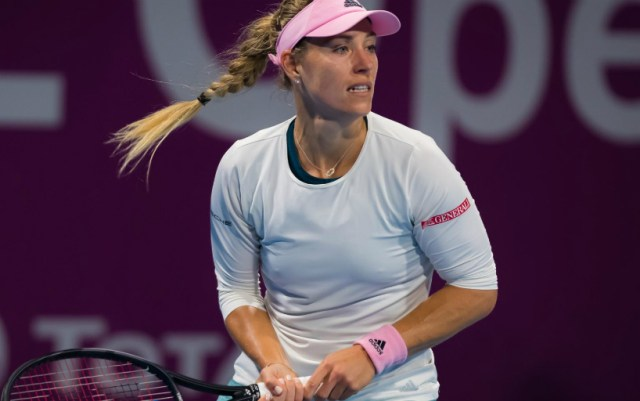 Angelique Kerber continues performance in Dubai
