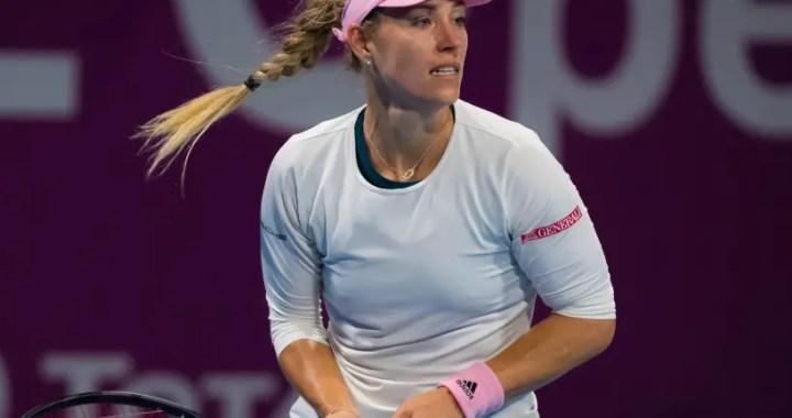 Angelique Kerber continues performance in Dubai