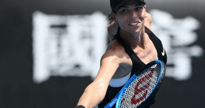 Ajla Tomljanovic became the finalist of the tournament in Hua Hin