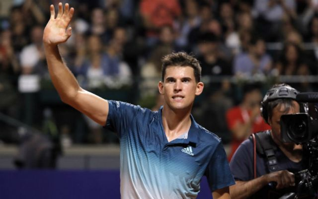 Buenos Aires. Dominic Thiem became the semifinalist of the competition
