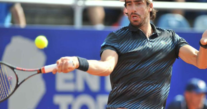 Buenos Aires. Pablo Cuevas made it to the quarterfinals