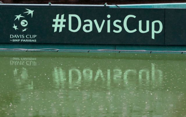 Davis Cup. All results of the qualifying stage