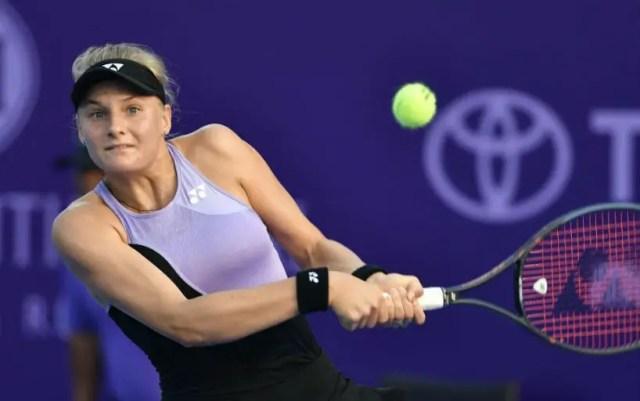 Dayana Yastremska will play in the final tournament in Hua Hin