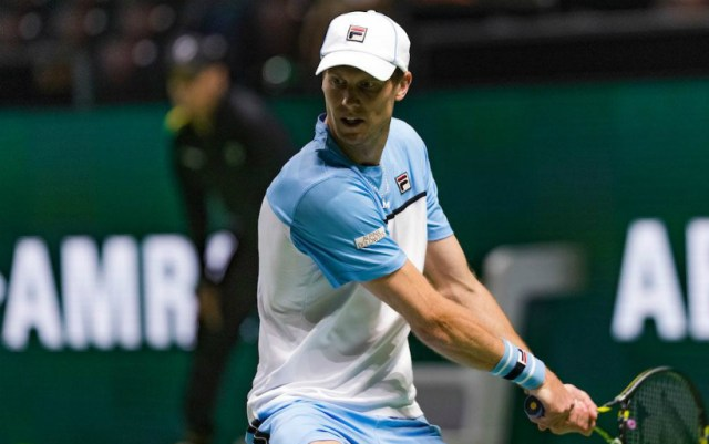 Delray Beach. Andreas Seppi made it to the quarterfinals