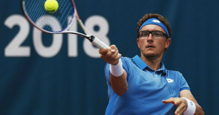 Delray Beach. Denis Istomin won the opening match of the tournament