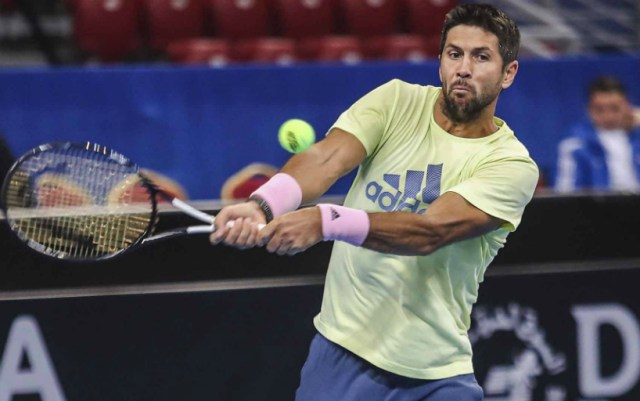 Dubai. Fernando Verdasco won a strong-willed victory at the start