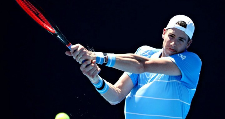 Isner and Opelka set a new ATP record