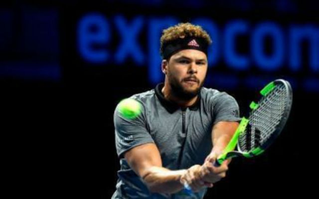 Jo-Wilfried Tsonga reached the final of the tournament in Montpellier