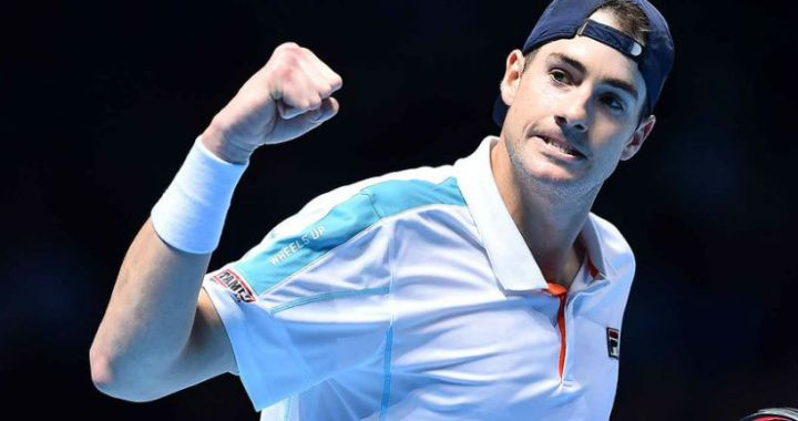 John Isner made it to the semifinals of the tournament in New York