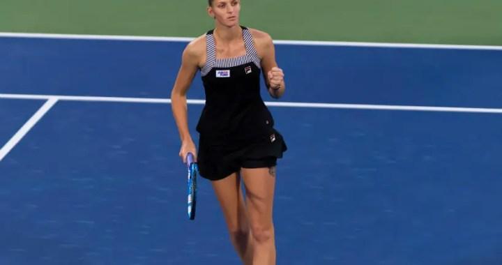 Karolina Pliskova: I doubt that someone wants to meet with Su-Wei Hsieh on the court