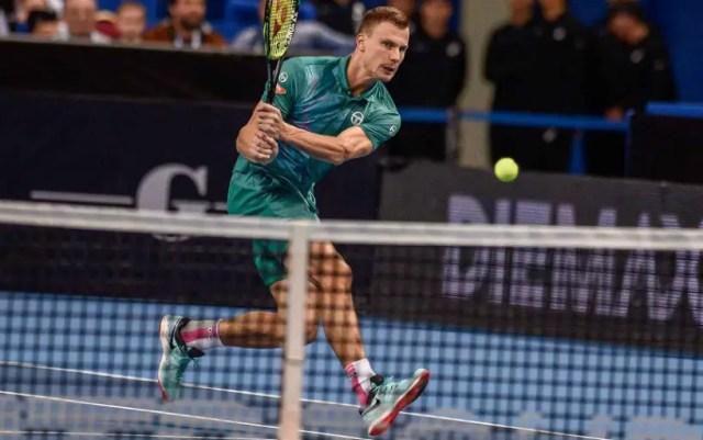 Marton Fucsovics with victory started in Dubai