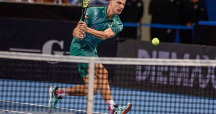 Marton Fucsovics with victory started in Dubai