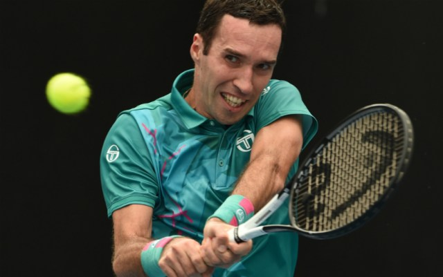 Mikhail Kukushkin became the first finalist of the tournament in Marseilles