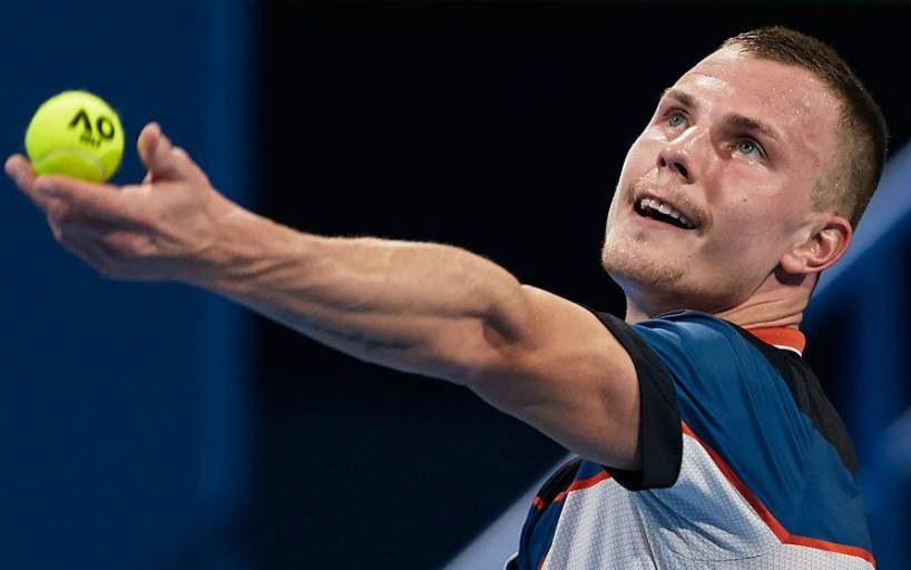 Rotterdam. Marton Fuchovich went into the second round_5c6418625790a.jpeg