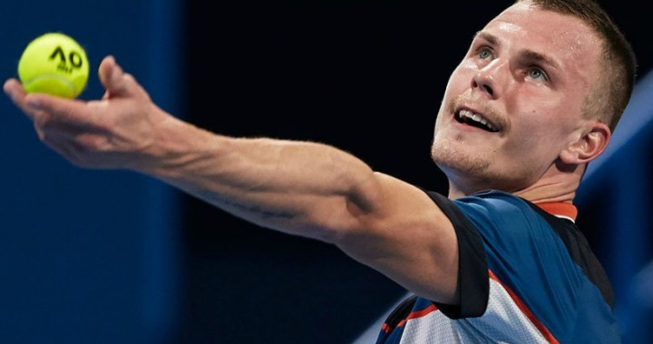 Rotterdam. Marton Fucsovics went into the second round