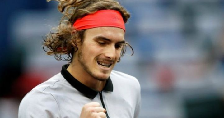 Stephanos Tsitsipas became the quarter-finalist of the tournament in Dubai