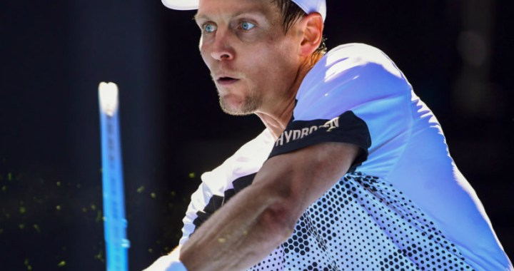 Tomas Berdych with a victory started in Dubai